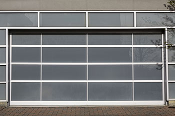 Glass Garage Doors in California